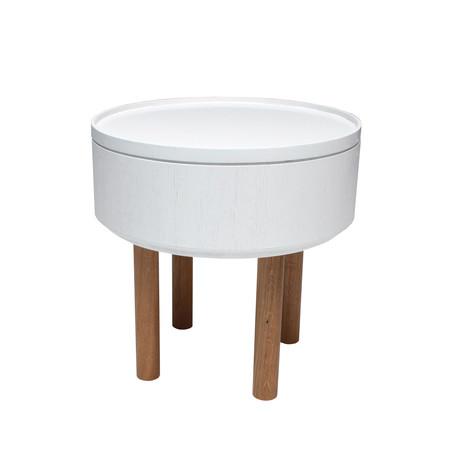 Hat // White