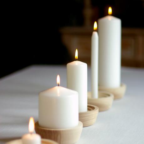 Bougie Woogie // Candleholder