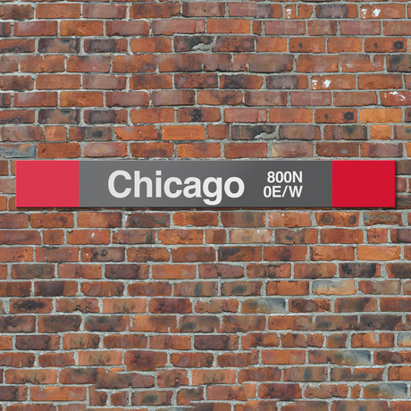 Chicago // Red