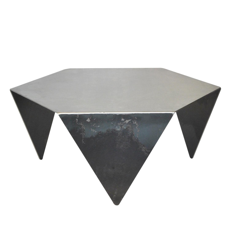 Hexagon Coffee Table MTHARU Touch of Modern