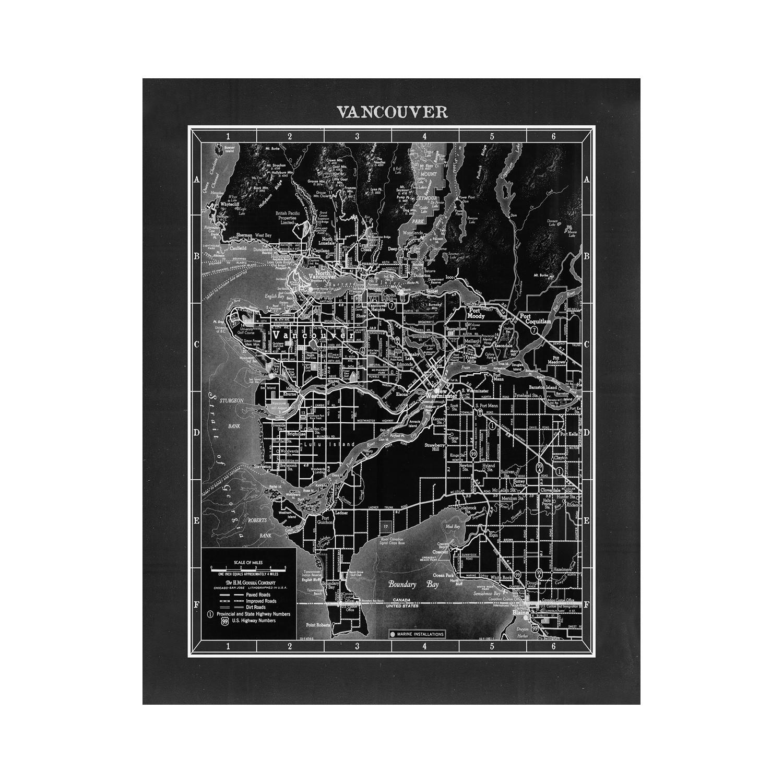 Vancouver 1950s 36l x