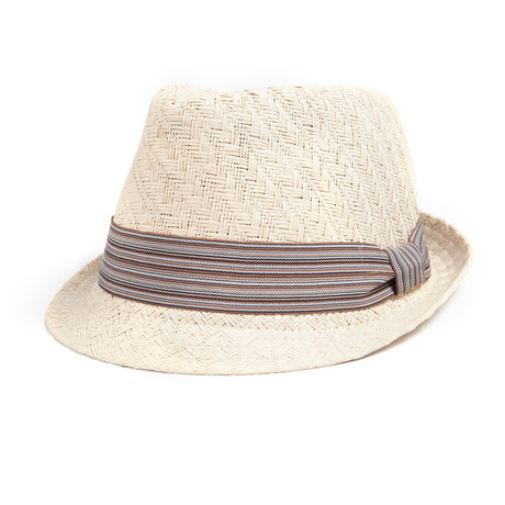 Paper Trilby // Light Sand
