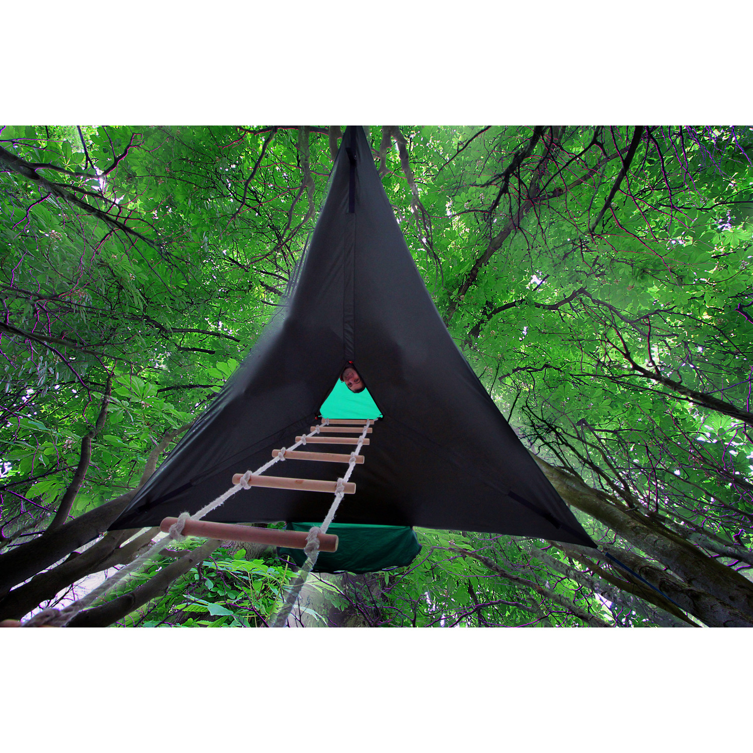 Tentsile // Stingray Tree Tent // Camouflage Flysheet (Forest Green)  sc 1 st  Touch of Modern & Tentsile // Stingray Tree Tent // Camouflage Flysheet (Forest ...
