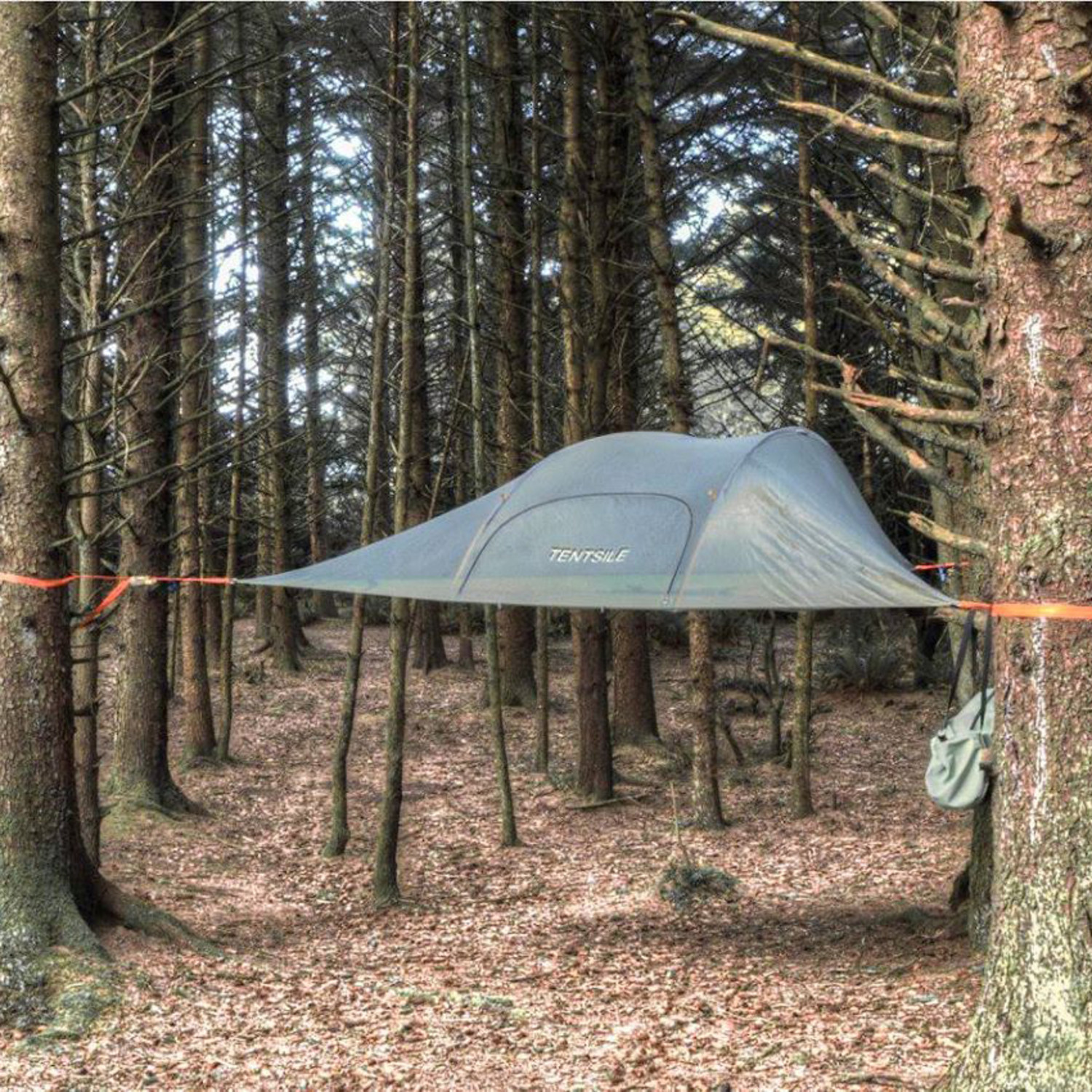 Tentsile // Stingray Tree Tent // Camouflage Flysheet (Forest Green) & Tentsile // Stingray Tree Tent // Camouflage Flysheet (Forest ...