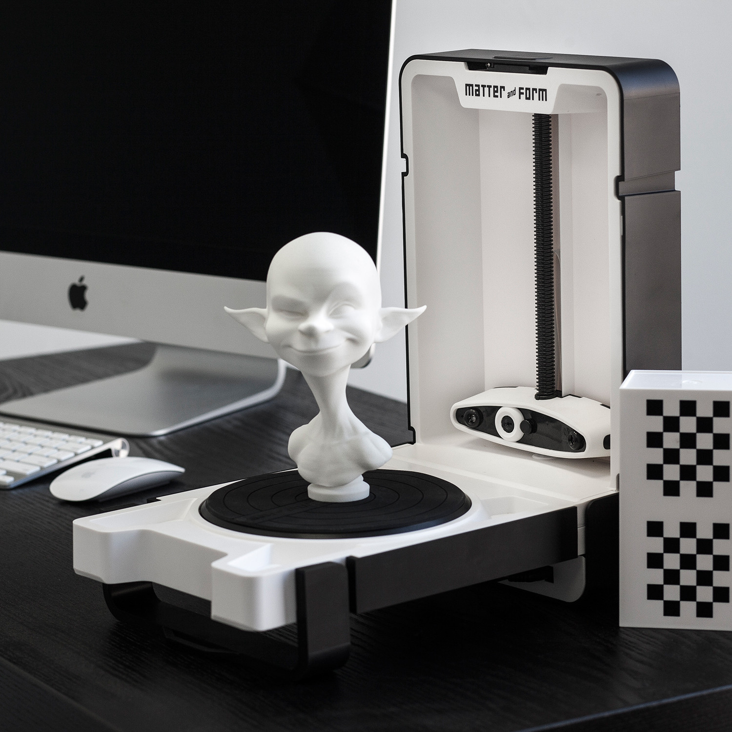 Touch Of Modern: Matter And Form 3D Scanner