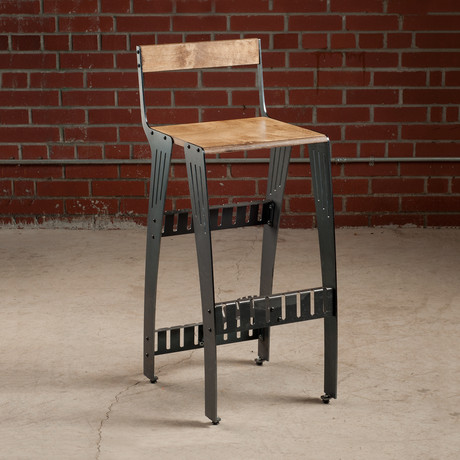 "Counter Stool // 25""H"