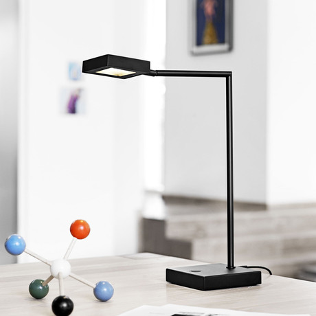 Square // Table Lamp
