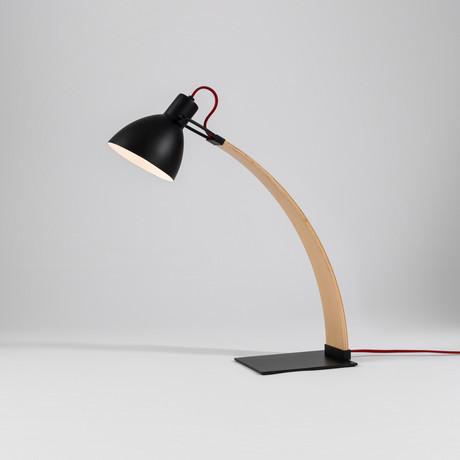 Laito Wood // Table Lamp