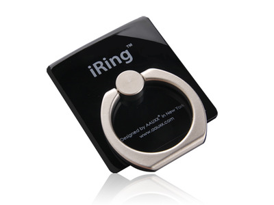 Photo of iRing iPhone Grip + Stand iRing (Gold) by Touch Of Modern