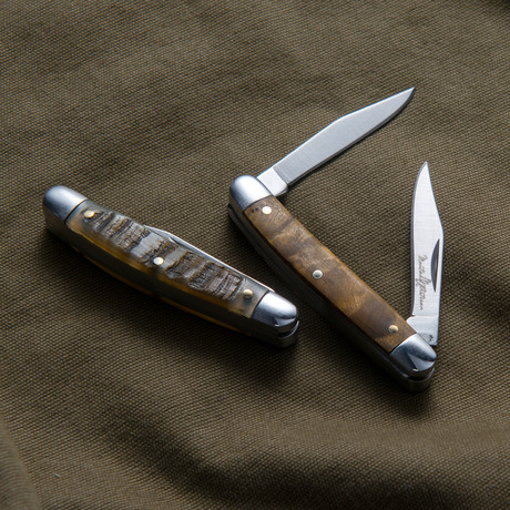 Trapper Pocket Knife