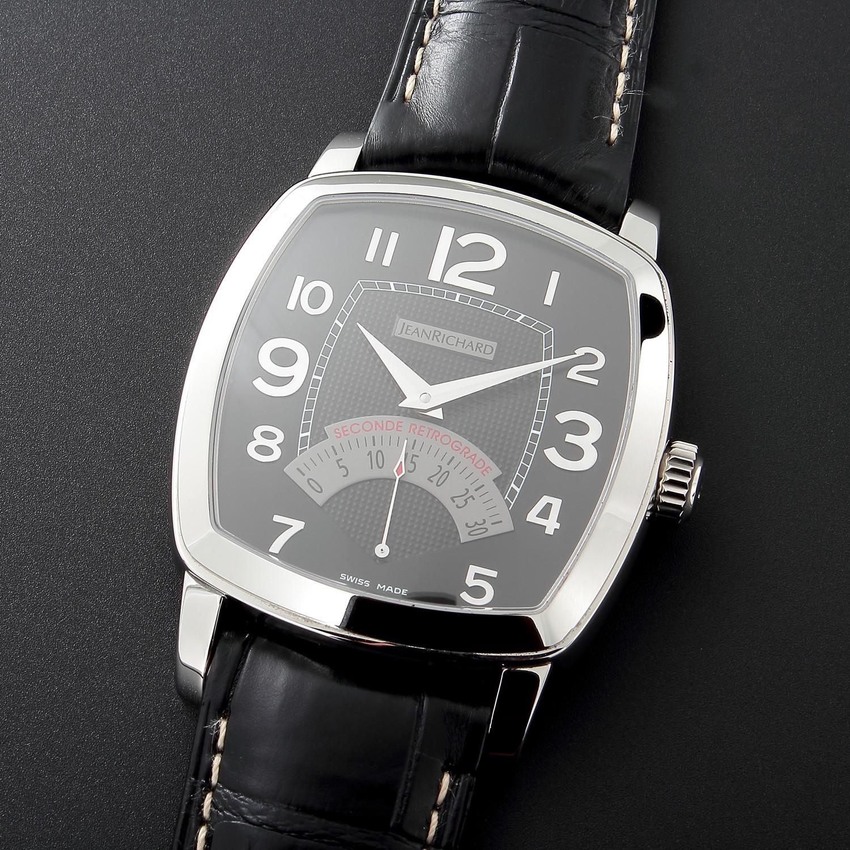 6e954f9d86a Daniel JeanRichard Seconde Retrograde    CW209 - Vintage Watches ...