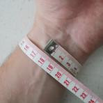 Overlander // Slate + Black Paracord Strap (SM Strap: 15.5 - 16.5 cm)