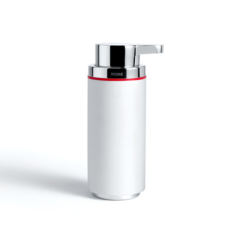 Soap Dispenser 250 mL // Tall (Black)