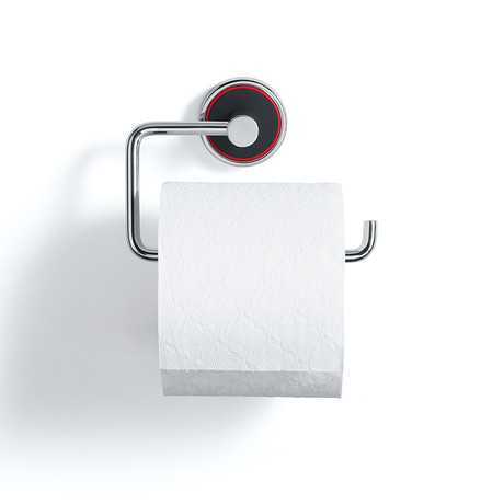 Toilet Roll Holder (Black)