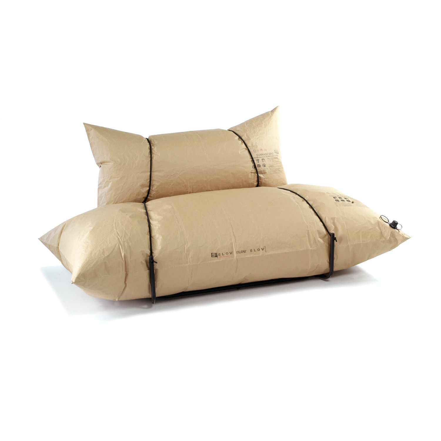 Recycling Collection Blow Sofa Malafor Touch Of Modern