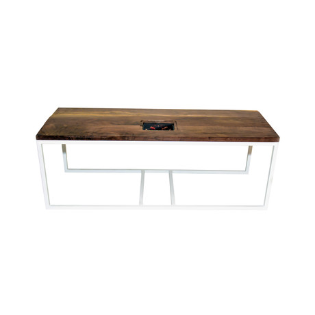 "305 Church // Tablet Coffee Table (48""L x 27""W x 17""H)"