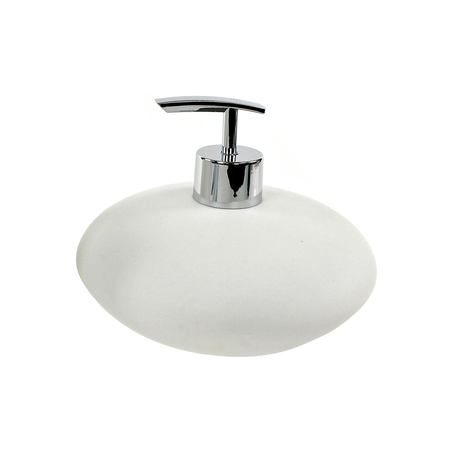 modern bathroom soap dispenser  my web value - short soap dispenser  white