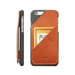 Quickdraw Wallet Case // iPhone 6 (Black Ballistic Nylon)