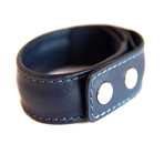 """Bracelet Charging Cable // Casual // Dark Blue (iPhone // 5.5"""" - 6.3"""")"""