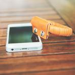 "Braided // Red Rum (iPhone // 5.5"" - 6.3"")"