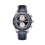 World Traveler Dual Time Chronograph // 161 502 55