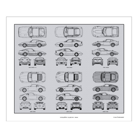 Nissan Blueprint Collection