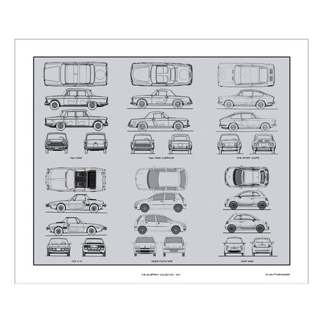 Fiat Blueprint Collection