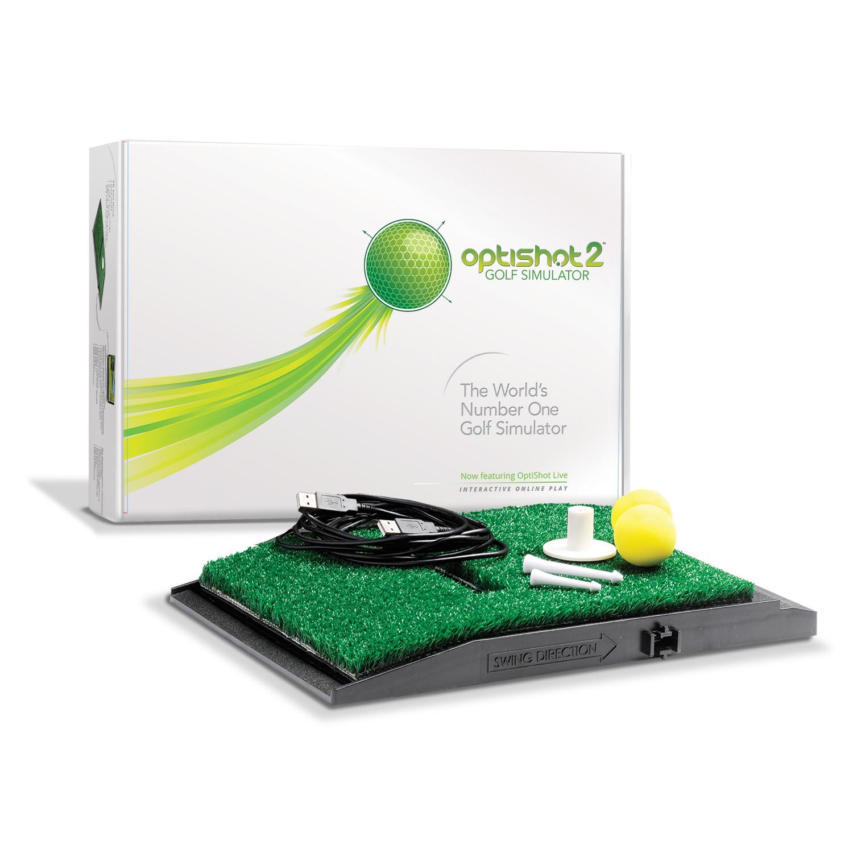 Golf Simulators: OptiShot2 Golf Simulator