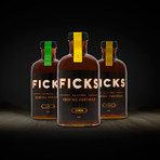 Ficks Cocktail Fortifier // Variety Pack