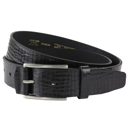 "Manton Belt // Black (32"")"