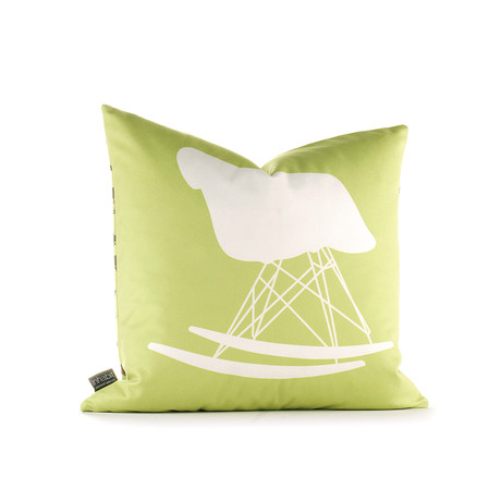 1948 Pillow (Lime)