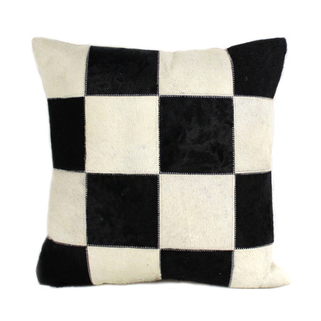 Rittenhouse // Pillow // Black (2' x 2')