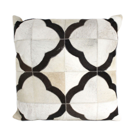 "Biltmore // Pillow // Ivory (1'6"" x 1'6"")"