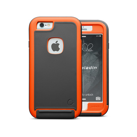 Paladin iPhone 6 Case // Fast Track