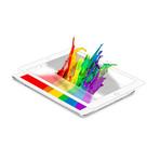 EyeFly3D NanoGlass // iPad Air (Black) - EyeFly 3D - Touch of Modern