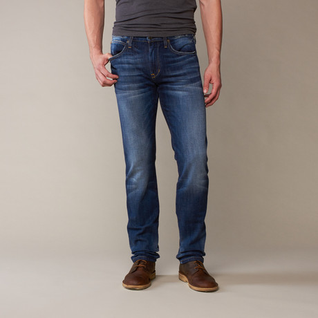 Joe's Jeans // De Brixton Straight + Smalle // Kelson