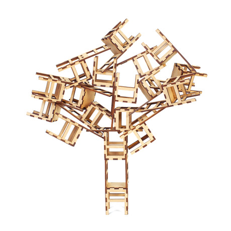 Las Sillas (15 Chairs)