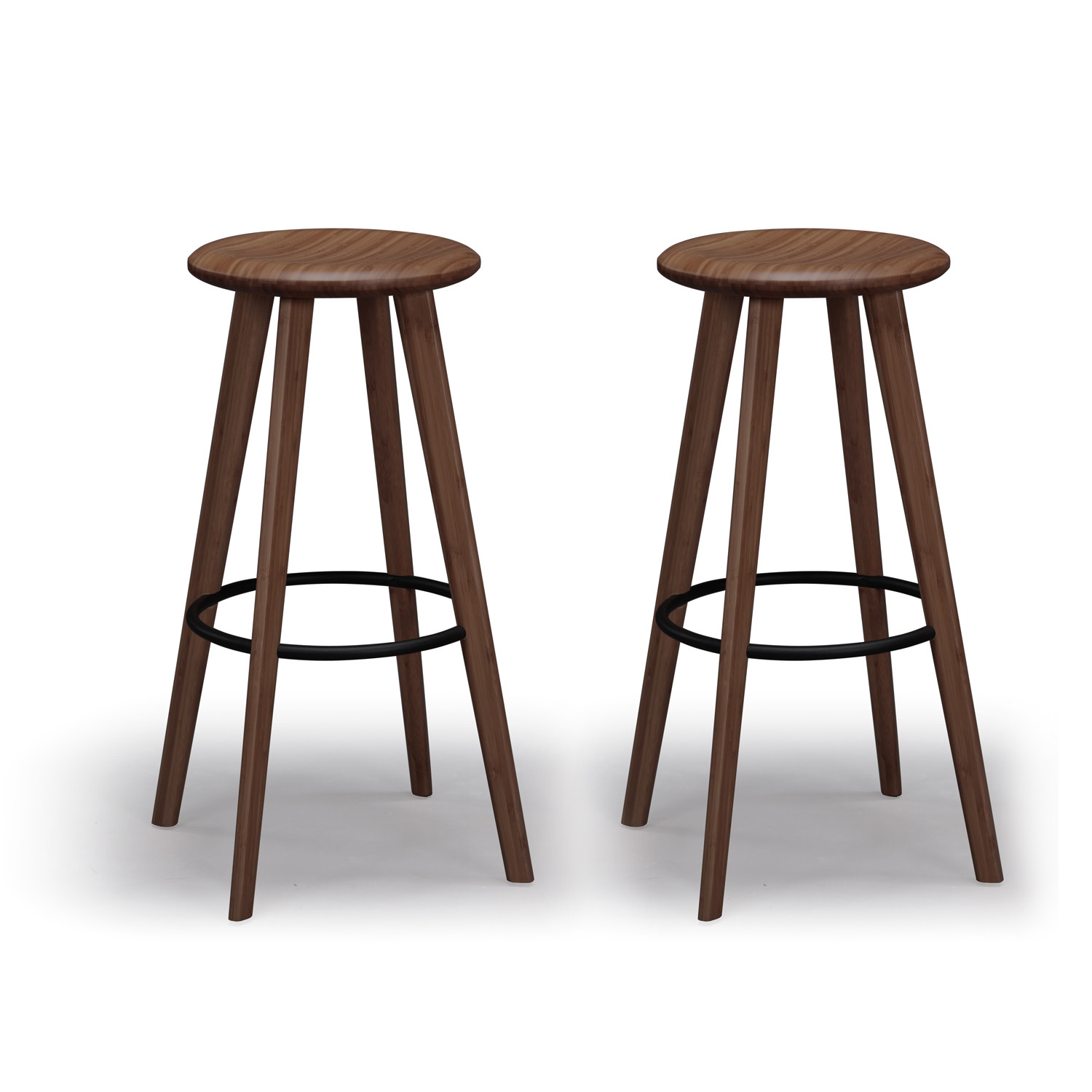 Mimosa Bar Stool Set Of 2 Greenington Touch Of Modern