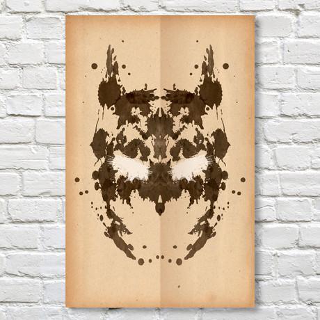 Batman // Rorschach Print