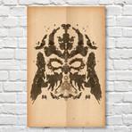 Darth Vader // Rorschach Print