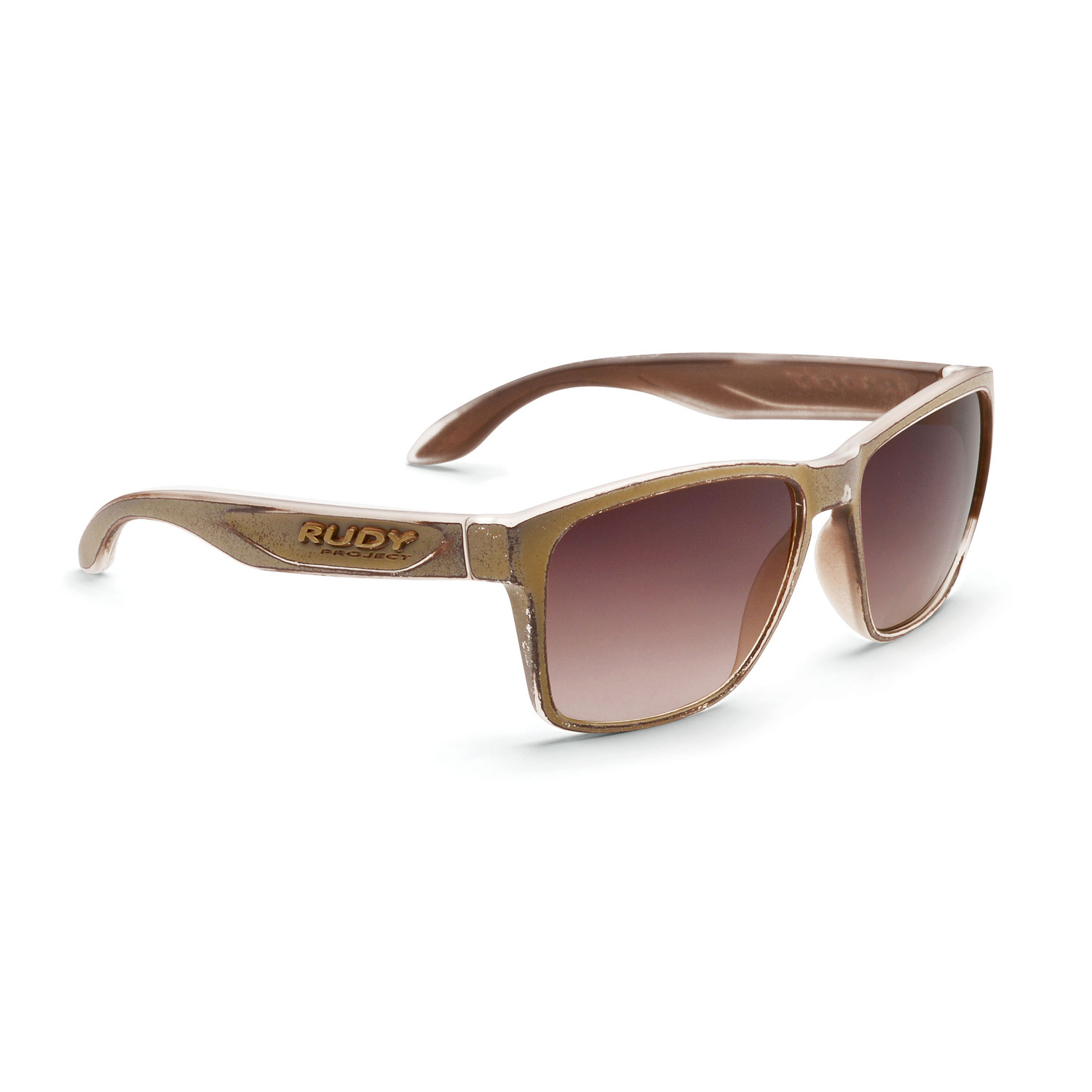 24f6bf5e8 Spinhawk // Brown Lenses (Washed Bronze Frame) - Rudy Project ...