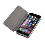 Portfolio iPhone Case // Pearl White (iPhone 6S/6)