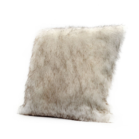 Arctic Fox Pillow (Cover + Insert)