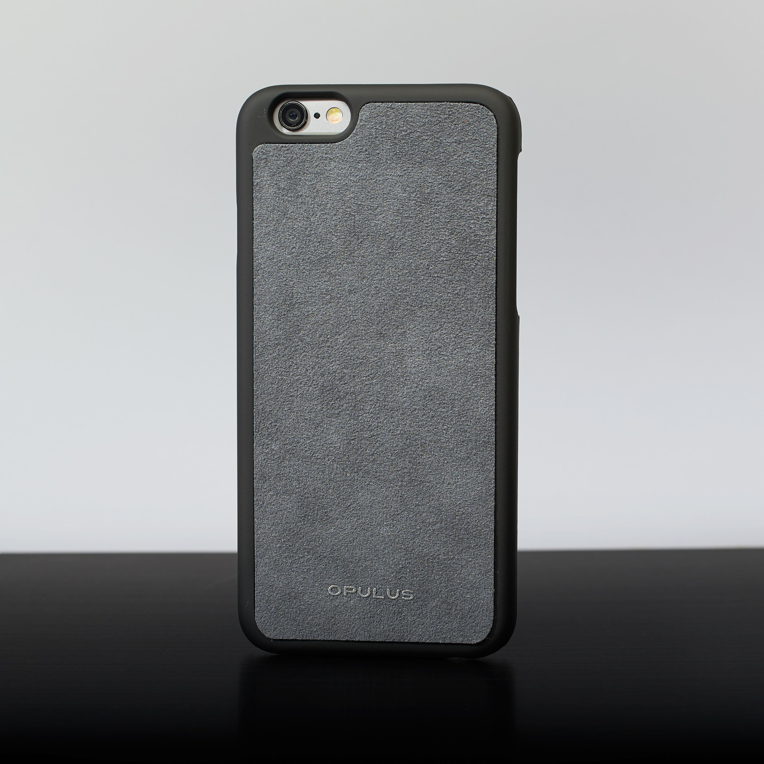 low priced 74d3d 98159 Alcantara // iPhone 6 (Gray) - Opulus - Touch of Modern