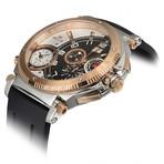 Seculus Fausto Chronograph Quartz // 4500.2.504B SIL SSR BW