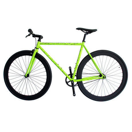Atir Cycles // Single Speed Bike // Josh McQuary