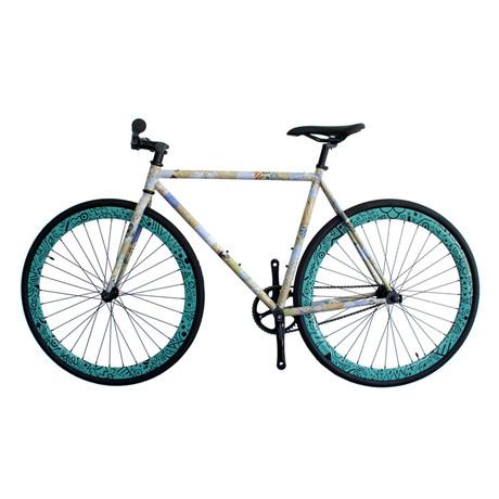 Atir Cycles // Single Speed Bike // Tomas Valladares