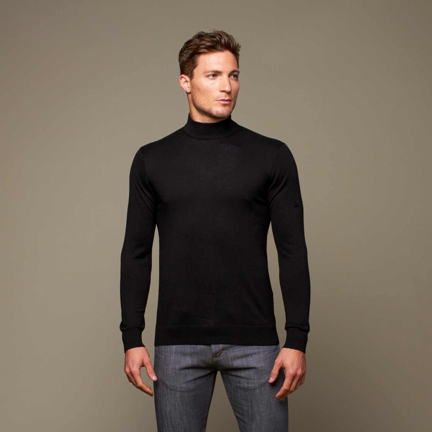 Shop for black mock turtleneck online at Target. Free shipping on purchases over $35 and save 5% every day with your Target REDcard.