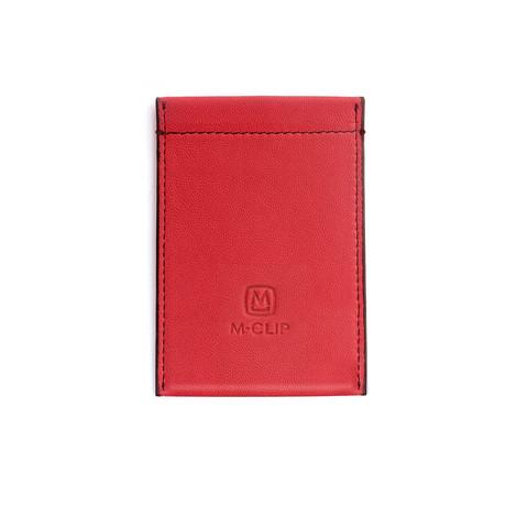 Leather RFID Case (Black)