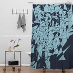 Glass DB // Shower Curtain